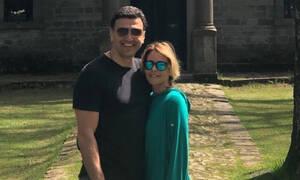 Γάμος Κικίλια-Μπαλατσινού: Η ανάρτηση του Βασίλη Κικίλια λίγο πριν φτάσει στην εκκλησία