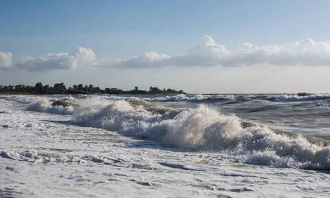 Σκιάθος: Τα ουρλιαχτά στάματησαν τα παιχνίδια στη θάλασσα - Αναστάτωση για τους λουόμενους