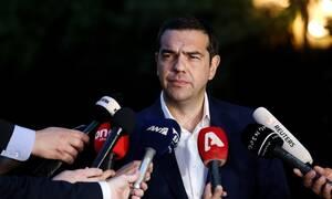 Τσίπρας: Όποιος παραβιάζει τα κυριαρχικά δικαιώματα Ελλάδας - Κύπρου θα έχει συνέπειες