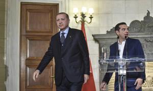 Κυπριακή ΑΟΖ: Πολεμικές ιαχές από Ερντογάν – Τσίπρας: Κυρώσεις στην Τουρκία εάν έγινε γεώτρηση
