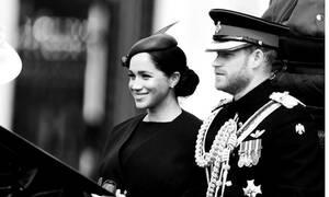 Το συζυγικό καυγαδάκι ανάμεσα σε Meghan Markle και πρίγκιπα Harry που έγινε viral (video)