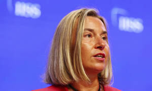 Federica Mogherini on first anniversary from the signing of Prespes Agreement