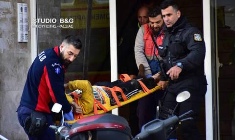 Ναύπλιο: 17χρονος έπεσε από το μπαλκόνι