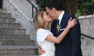 Γάμος Μπαλατσινού - Κικίλια: Δείτε τους στον... «χορό του Ησαΐα»