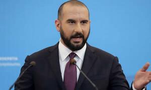 Τζανακόπουλος: «Δίνουμε τη συλλογική μάχη με μια και μόνη μέριμνα: Το κοινό καλό»