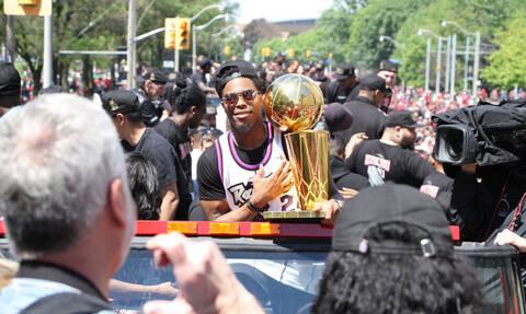 NBA: «Κάηκε» το Τορόντο για τους πρωταθλητές Ράπτορς!