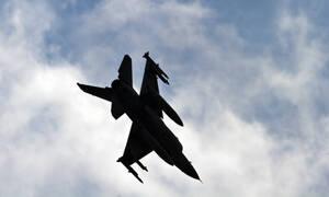 Τουρκικό πάρτι στο Αιγαίο: Παραβιάσεις από οπλισμένα F-16 και κατασκοπευτικά