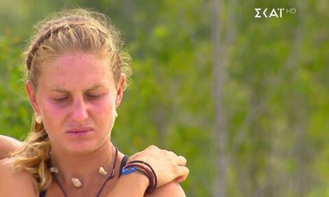 Survivor: Άλλη μία απογοήτευση για τη Δαλάκα - Τα δυσάρεστα νέα που της μετέφερε ο Σάκης