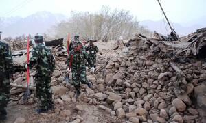 Κίνα: Ισχυρός σεισμός με 6 νεκρούς και 75 τραυματίες