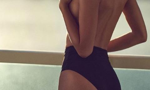 Πασίγνωστη Ελληνίδα σχεδόν γυμνή στο Instagram (Pics)