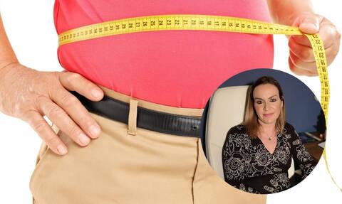 Παχυσαρκία: Αντιμετωπίστε την άμεσα