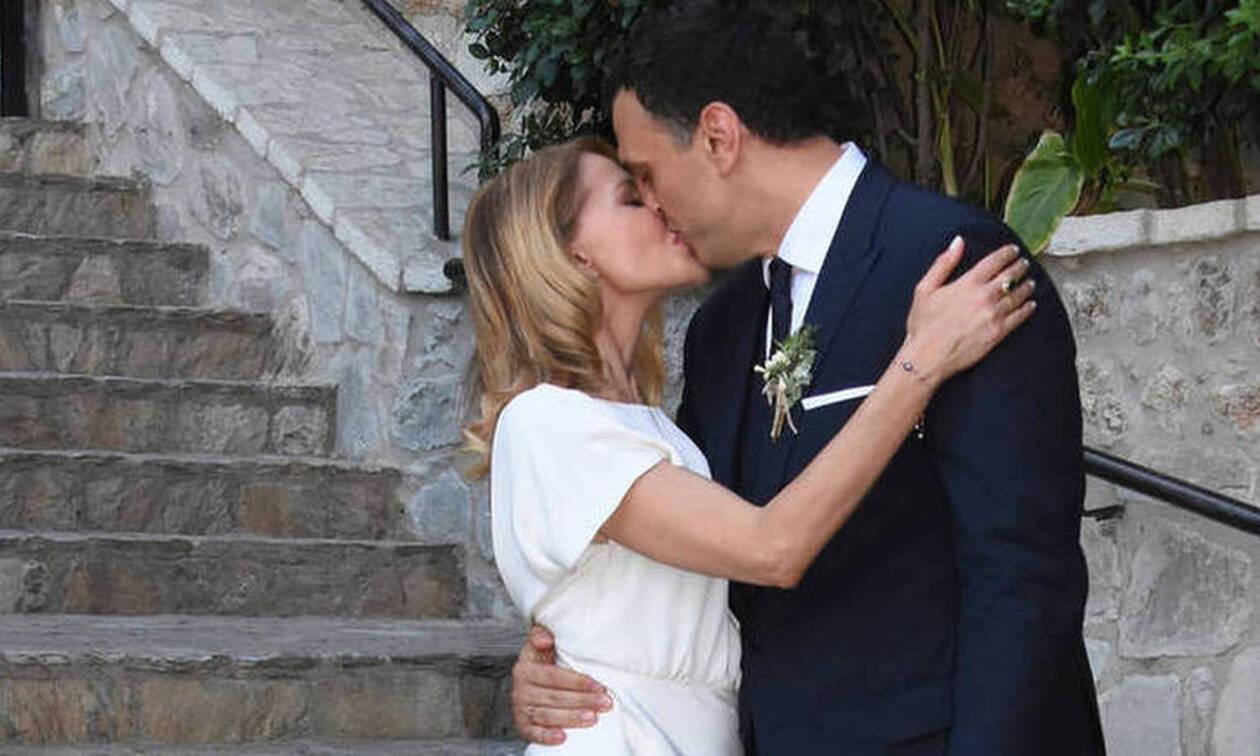 Γάμος Μπαλατσινού – Κικίλια: Οι αδημοσίευτες φωτογραφίες από το μυστήριο