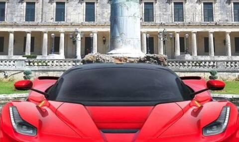 Κέρκυρα: Δεκάδες πολυτελείς Ferrari «πλημμύρισαν» το νησί των Φαιάκων (pics&vid)