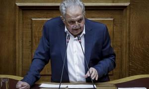 Φλαμπουράρης και Αποστολάκης υπέγραψαν την εξυγίανση των Ναυπηγείων Ελευσίνας