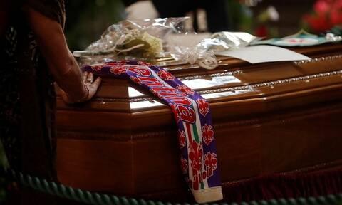 Φλωρεντία: Χιλιάδες κόσμου είπαν το τελευταίο «αντίο» στον «μαέστρο» Φράνκο Τζεφιρέλι (pics)