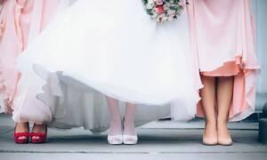 Γάμος «ναυάγιο»: Έξαλλη η νύφη με αυτό που της έκαναν οι «φίλες» της (pics)