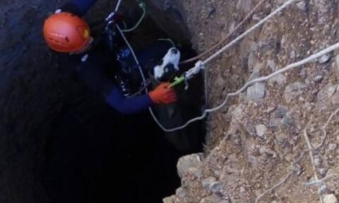 Συναγερμός στην Κρήτη: Άνδρας έπεσε σε πηγάδι