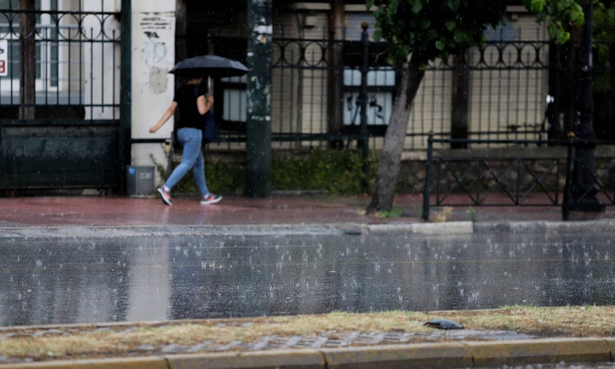 Καιρός: Με βροχές και καταιγίδες η Τετάρτη – Ποιες περιοχές θα επηρεαστούν
