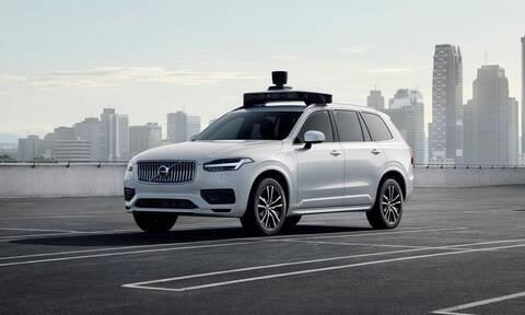 Η Volvo Cars και η Uber παρουσιάζουν αυτοκίνητο παραγωγής, έτοιμο για αυτόνομη οδήγηση