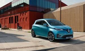 Καινούργιο ηλεκτρικό Renault Zoe: Μεγαλύτερη μπαταρία και αυτονομία στα 390 χιλιόμετρα!