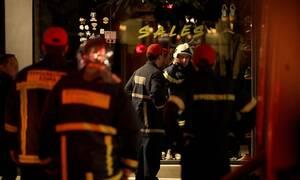 Κορυδαλλός: Υπό έλεγχο η φωτιά που ξέσπασε σε βιοτεχνία επίπλων