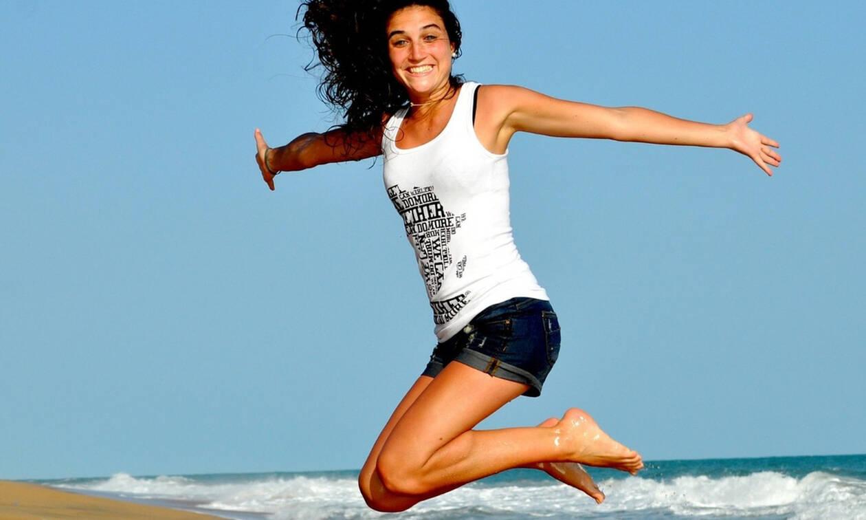 Βελτίωσε τη διάθεσή σου μέσα σε μόλις 15 λεπτά!