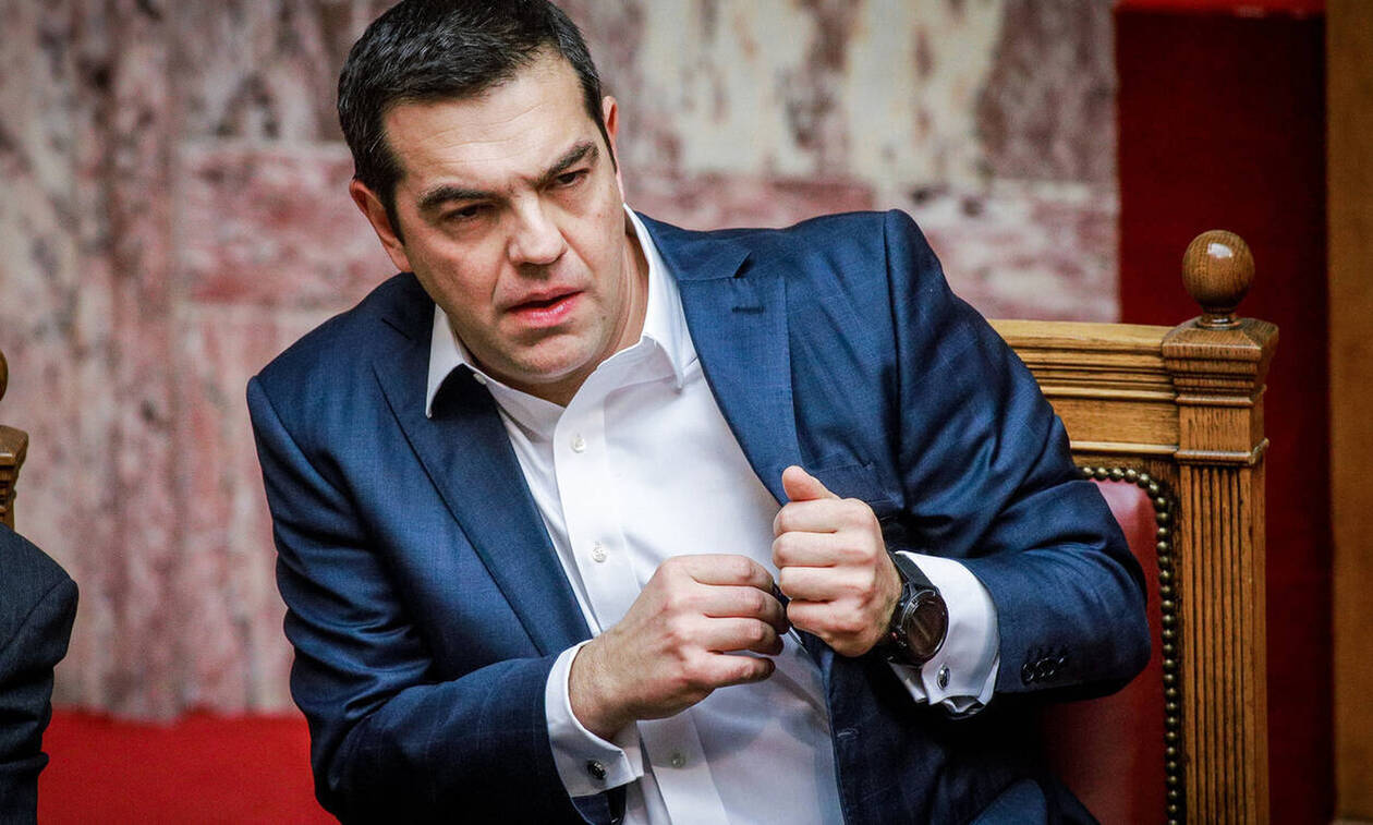 PM Tsipras: Turkey's moves are an indication of its weakness and isolation in the region