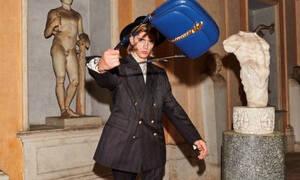 Ο Γιώργος Λάνθιμος σε ρόλο φωτογράφου για τη νέα αντρική συλλογή της Gucci
