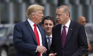 Bloomberg: «Χαστούκι» ΗΠΑ σε Τουρκία για τους S-400