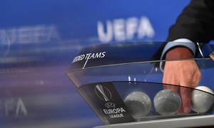 Live chat: Η κλήρωση των Άρη, Ατρόμητου στο Europa League