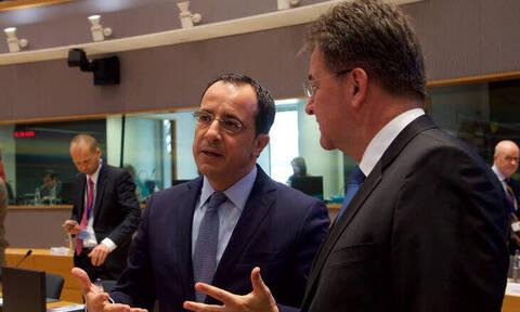 Χριστοδουλίδης στο CNN Greece: Η ΕΕ πέρασε από τα λόγια στις πράξεις