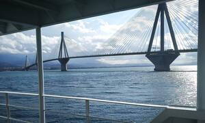 Τραγωδία: Πέθανε ο ποδηλάτης που έπεσε από τη γέφυρα Ρίου - Αντιρρίου