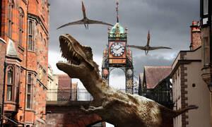 Τι εννοείς πως δεν εξαφανίστηκαν οι δεινόσαυροι; (pics)