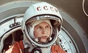 Βαλεντίνα Τερεσκόβα: H πρώτη γυναίκα που ταξίδεψε στο Διάστημα (vid)