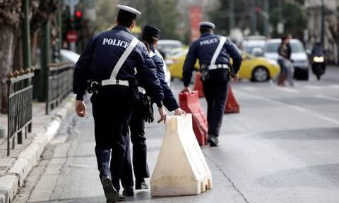 Κυκλοφοριακές ρυθμίσεις στην Αθήνα την Κυριακή (23/6) – Ποιοι δρόμοι θα είναι κλειστοί