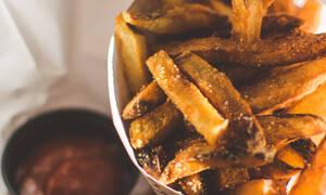 Πώς θα κάνεις τις τηγανητές πατάτες να έχουν λιγότερες θερμίδες