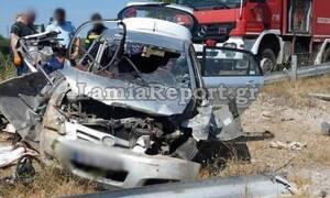 Θρήνος: Πέθανε η 16χρονη Σόνια που τραυματίστηκε στο φρικτό τροχαίο στην Αταλάντη