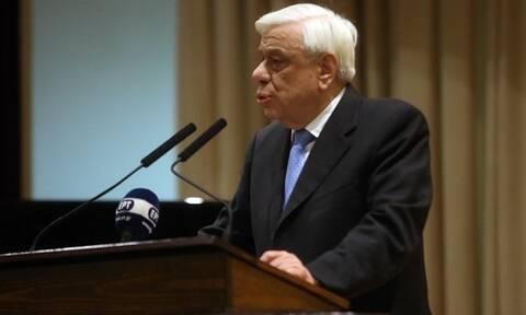Ο Προκόπης Παυλόπουλος στην εκδήλωση για τα 200 χρόνια προσοφράς της Ελληνικής Βιβλικής Εταιρείας