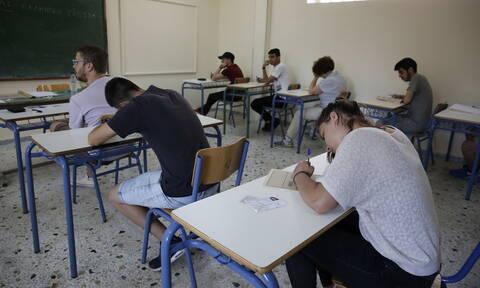 Πανελλήνιες 2019: Ολοκληρώνονται σήμερα Πέμπτη (20/6) οι εξετάσεις για τους υποψήφιους των ΕΠΑΛ