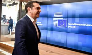 Σύνοδος Κορυφής: Μέτρα κατά της Τουρκίας θα ζητήσει ο Αλέξης Τσίπρας