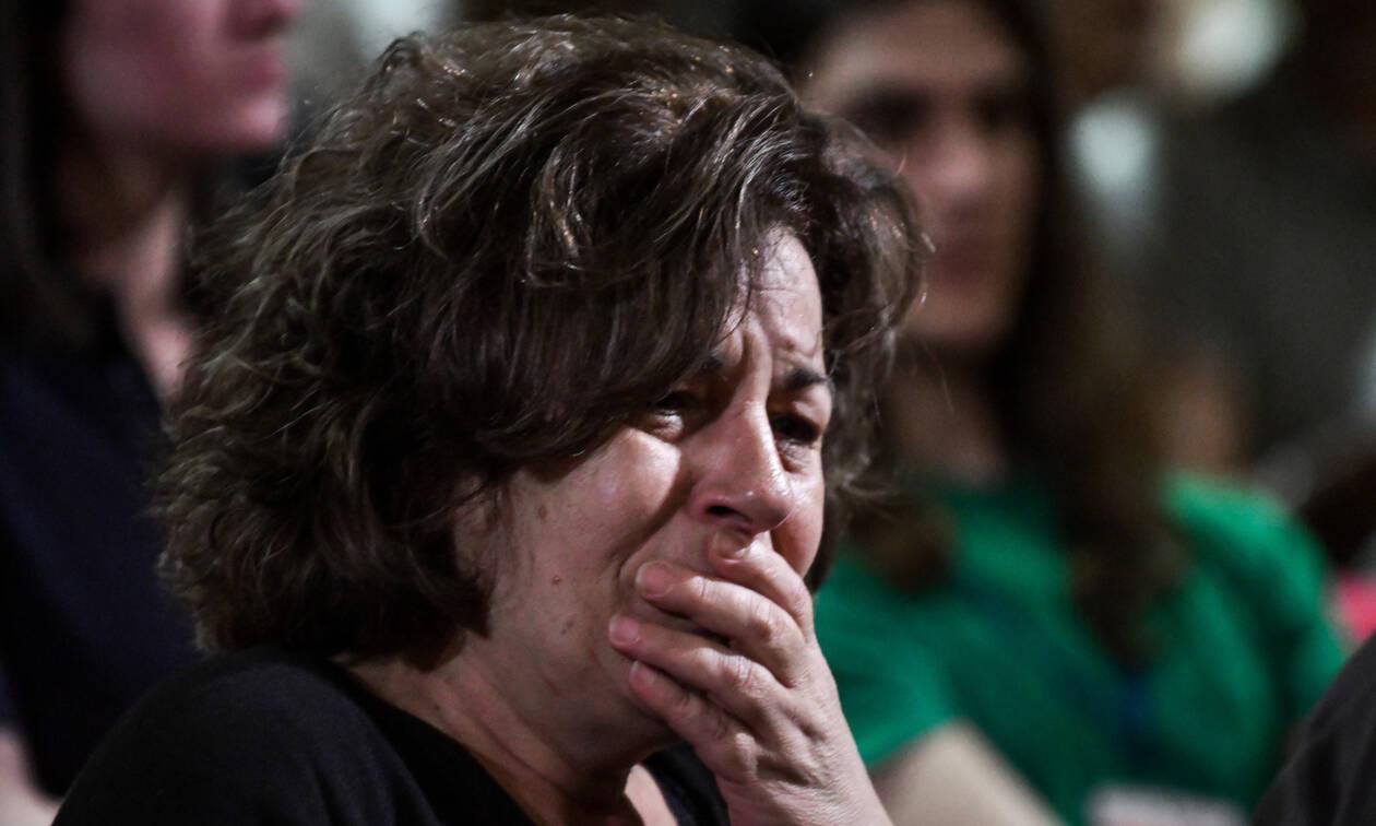Δίκη Χρυσής Αυγής: Κατέρρευσε η Μάγδα Φύσσα στο δικαστήριο