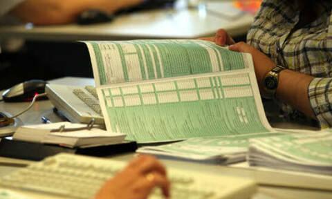 Φορολογικές δηλώσεις 2019: Το μεγαλύτερο «βάρος» σε μισθωτούς και συνταξιούχους