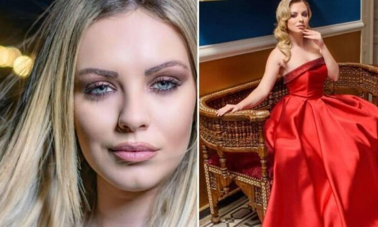 Αυτή είναι η 24χρονη Κρητικιά που διεκδικεί τον τίτλο «Miss Παγκόσμιος Τουρισμός»!