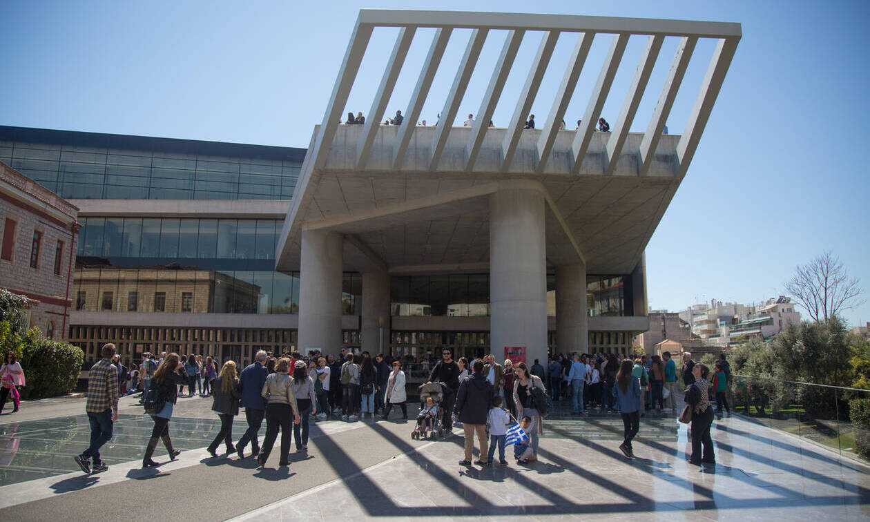 The Acropolis Museum celebrates its tenth birthday