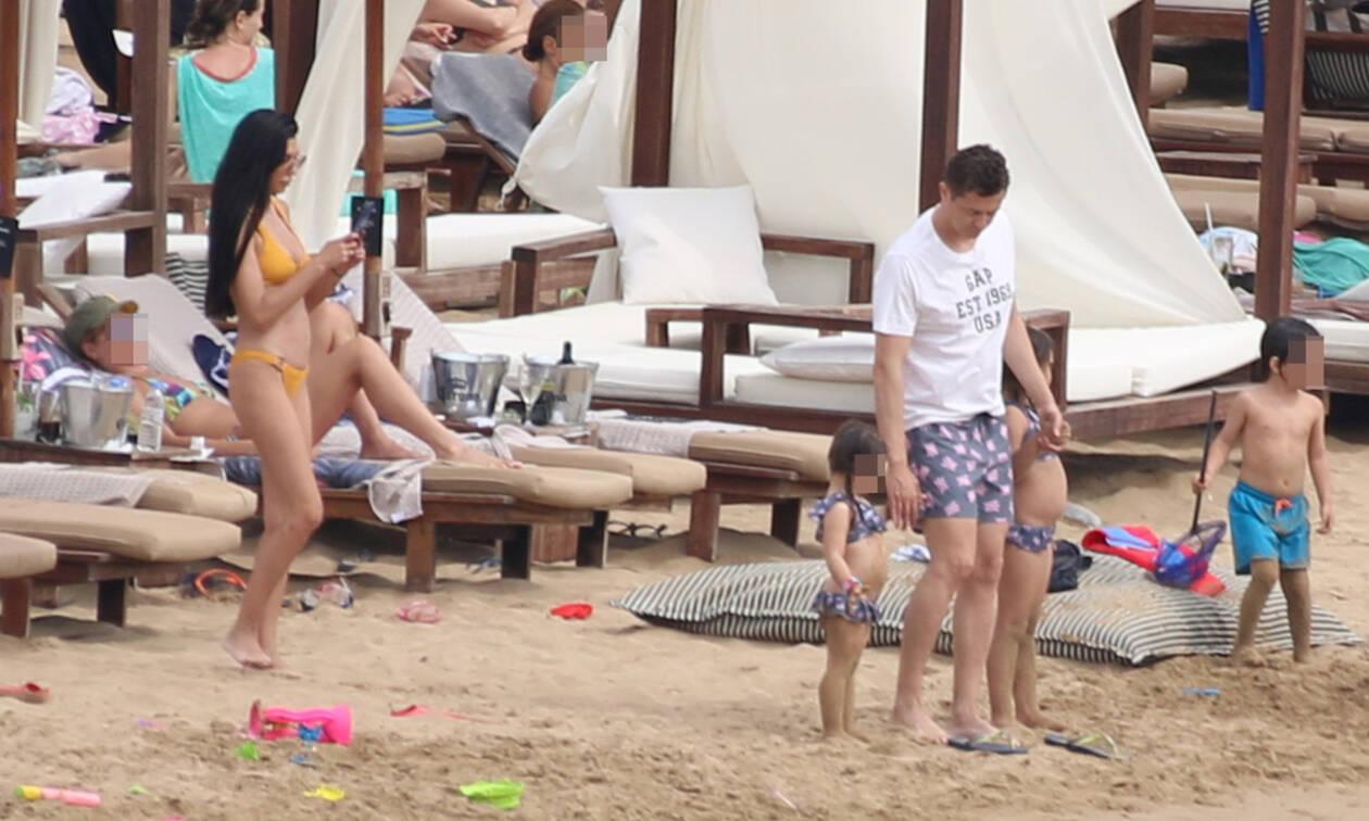 Αντώνης Σρόιτερ: Είδαμε το κορμί της γυναίκας του και πάθαμε πλάκα (photos)