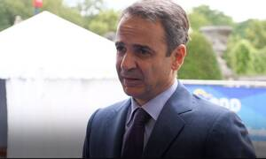 Μητσοτάκης: Η Τουρκία παραβιάζει βάναυσα το Δίκαιο στην Ανατολική Μεσόγειο