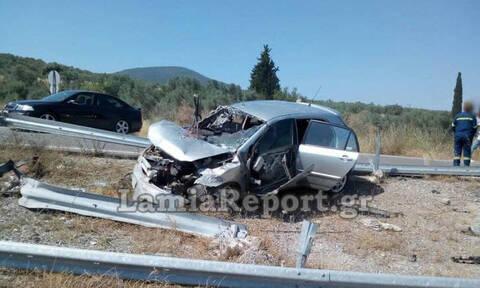 Δυστύχημα Αταλάντη: Την Παρασκευή το «τελευταίο αντίο» στη Σόνια και το Γιώργο