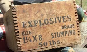 Ηλεία: Μυστήριο με εκρηκτικά στη Νεράιδα