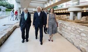 Παυλόπουλος: Θεσμικά δίκαιος ο αγώνας υπέρ του «επαναπατρισμού» των Γλυπτών του Παρθενώνα