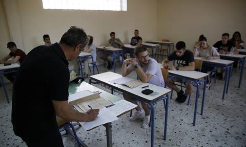 Πανελλήνιες 2019: Ξεκινάνε σήμερα (21/6) οι εξετάσεις των ειδικών μαθημάτων